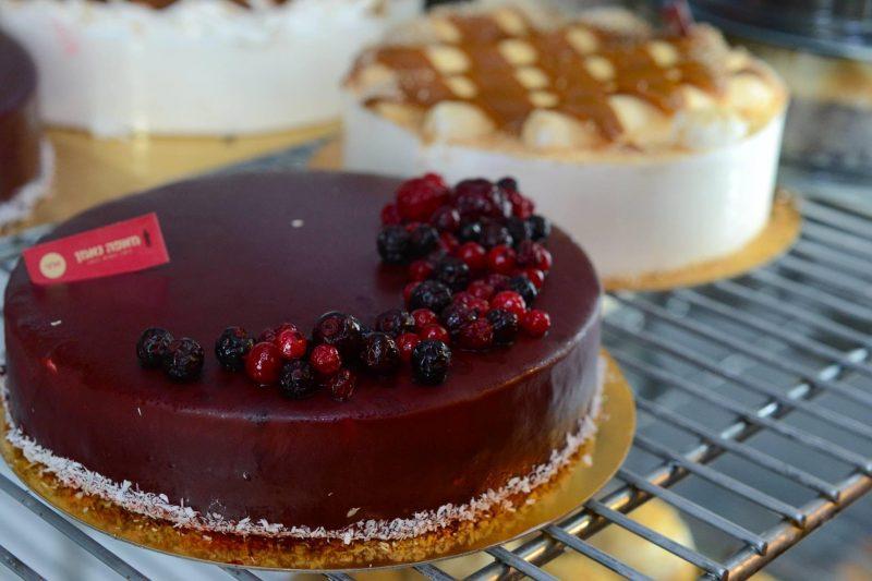 מאפה נאמן | עוגת פירות