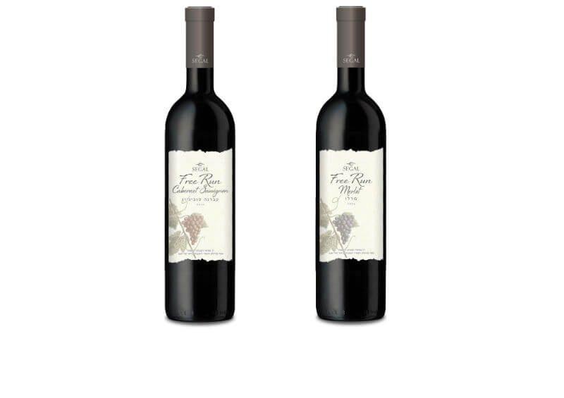 סופר יקב סגל משיק את סדרת היינות Free Run הכוללת שני יינות אדומים חדשים JW-05