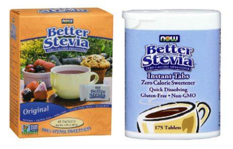 """<span class=""""entry-title-primary"""">מותג תוספי התזונה NOW מציג את התחליף הבריא והטבעי לסוכר, ללא קלוריות: Better Stevia</span> <span class=""""entry-subtitle"""">ממתיק טבעי המופק מעלי הסטיביה בתהליך ייחודי המפחית טעמי לוואי ומאפשר להמתיק משקאות חמים וקרים בכמות זעירה</span>"""