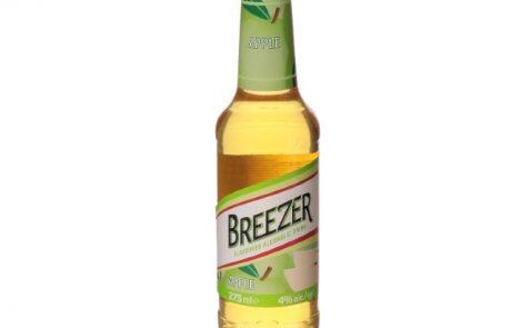 """<span class=""""entry-title-primary"""">בריזר, מצרף טעם חדש לרשימת הטעמים האהובים – בריזר בטעם תפוח.</span> <span class=""""entry-subtitle""""> בריזר הוא משקה אלכוהולי מוגז ומרענן בטעמי פירות בתוספת רום .</span>"""