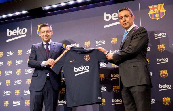 חברת Beko – בעלת מותג מוצרי החשמל הביתיים המוביל באירופה מאריכה את חוזה החסות עם מועדון הכדורגל ברצלונה