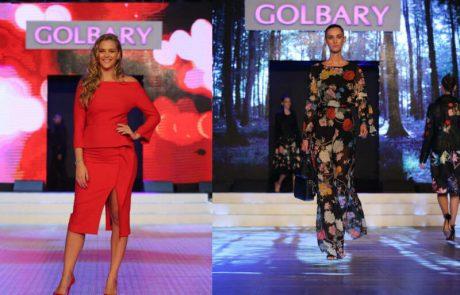 "<span class=""entry-title-primary"">בית האופנה GOLBARY השיק את קולקציית חורף 2018 בתצוגת אופנה מרשימה באמפיתאטרון בקיסריה</span> <span class=""entry-subtitle"">מאופיינת במראה מתוחכם, נשי וייחודי, בהשראה מהעולם הגברי המחויט</span>"