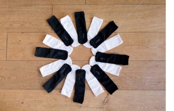 PULLIEZהשיק פטנט  – גרביים רב פעמיים ובמידה אחת בלבד.