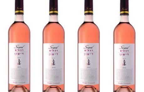 "<span class=""entry-title-primary"">לרגל ט""ו באב יקב סגל משיק: יין רוזה רענן בעל אופי אדמתי בסדרת רכסים דישון – בציר 2016</span> <span class=""entry-subtitle"">צבע היין ורוד בהיר. חושף ארומות פירות אדומים כתותים ודובדבן אדום מלוות בנגיעות הדרים עם טעמי פטל ונגיעות מלון</span>"