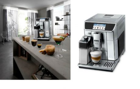 """<span class=""""entry-title-primary"""">ברימאג: מכונת קפה DeLonghi פועלת באמצעות אפליקציה</span> <span class=""""entry-subtitle"""">המכונה מספקת מגוון מתכונים רחב לקפה וחלב, אותם ניתן לתכנת בקלות</span>"""