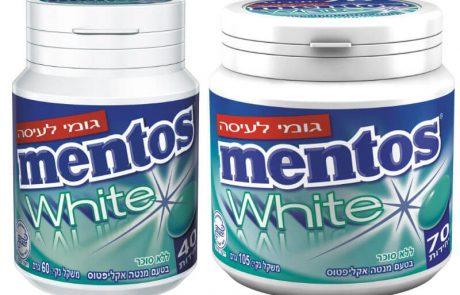 "<span class=""entry-title-primary"">ליימן שליסל משיקה מסטיק Mentos White בטעם מנטה אקליפטוס – מתאים לכל אוהבי המנטה החזקה</span> <span class=""entry-subtitle"">מסטיק Mentos White ללא סוכר, בבקבוקון ובבקבוק Big - אריזות נוחות בעלות פתיחה קלה ונוחה לשימוש השומרות על טריות</span>"