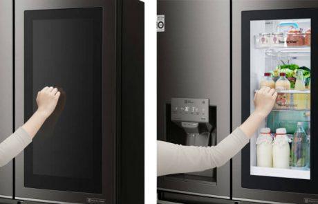 "<span class=""entry-title-primary"">LG וברימאג משיקות בישראל מקרר חדשני הכולל דלת זכוכית שהופכת שקופה בשתי נקישות קלות</span> <span class=""entry-subtitle"">טכנולוגיה חדשנית המאפשרת לראות את פנים המקרר מבלי לפתוח אותו במטרה לשמור על טריות המזון וחסכון באנרגיה</span>"