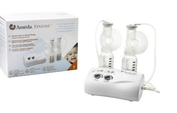 משאבת חלב Finesse חשמלית לשימוש ביתי מביתהמותג הבינלאומי AMEDA.
