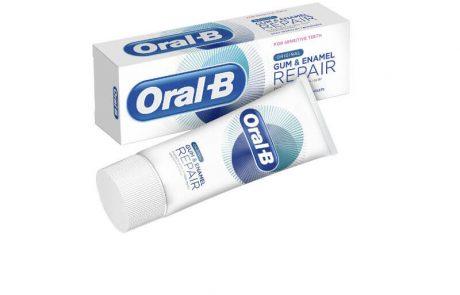 "<span class=""entry-title-primary"">ORAL-B משיקה בישראל סדרת משחות שיניים מהפכניות</span> <span class=""entry-subtitle"">המשחה הוכחה מחקרית כמגנה גם על חניכיים וגם על שיניים רגישות</span>"