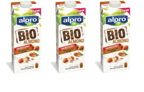 """<span class=""""entry-title-primary"""">המותג Alpro אלפרו משיק בישראלמשקה שקדים אורגני טבעי ללא תוספת סוכר במרקם קרמי עשיר</span> <span class=""""entry-subtitle"""">המשקה ללא לקטוז, מהווה מקור לסידן וויטמינים ועשיר במיוחד בסיבים תזונתיים - מתאים גם לבישול ולאפייה</span>"""