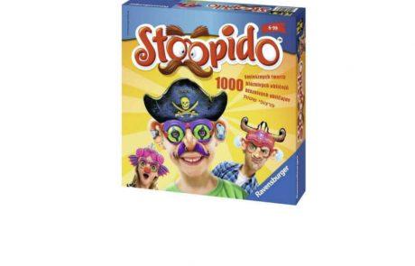"""<span class=""""entry-title-primary"""">חברת """"שחק נא"""" מחדשת לחנוכה עם המשחק """"סטופידו – 1,000 פרצופי שטות"""" מבית רבנסבורגר</span> <span class=""""entry-subtitle"""">Stoopido הוא משחק כיפי במיוחד ומצחיק מאוד - וממש לא רק לילדים...</span>"""