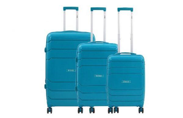 """""""תיק התיקים"""" מציגה –שלל מזוודות ותיקי נסיעה."""