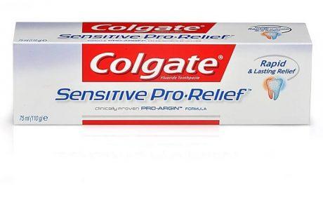 """<span class=""""entry-title-primary"""">סובלים משיניים רגישות? קולגייט מציגה את משחת השיניים סנסטיב פרו-רליף להקלה מיידית</span> <span class=""""entry-subtitle"""">Colgate Sensitive Pro Relief עם נוסחת פרו-ארגין המוכחת קלינית כמקלה מיידית ולאורך זמן </span>"""