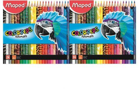 "<span class=""entry-title-primary"">כלבושרד משיקה סדרת עפרונות צביעה של חברת MAPED – אורתופדיים בצורת משולש לאחיזה נוחה</span> <span class=""entry-subtitle"">סדרת חיות בג'ונגל מציגה עיצוב חיות שונות בכל עיפרון באיכות צביעה מעולה עםרמת כיסוי גבוהה בגוונים חזקים</span>"