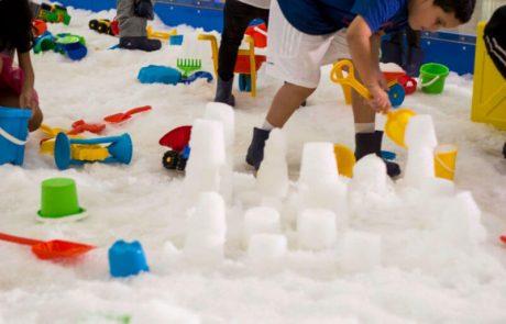 """<span class=""""entry-title-primary"""">לראשונה בישראל: """"פארק השלג"""" בנמל תל אביב – 2,500 מ""""ר של פארק חוויתי מושלג לכל המשפחה</span> <span class=""""entry-subtitle"""">יכלול בין השאר מגרש משחקים, מגלשת קרח, רחבת החלקה, MINI CARS, מסלול אבובים ומשחקי מחשב</span>"""