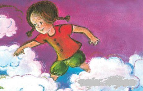"""<span class=""""entry-title-primary"""">מהדורה מחודשת לספר """"פגישה על ענן"""" – 11 סיפורים מקסימים לילדים – מאת דבורה עומר</span> <span class=""""entry-subtitle"""">בשלל הסיפורים המרתקים לוכדת דבורה עומר את עולמם היומיומי של הילדים וחוצבת ממנו אבני חן בדמות סיפורים יפהפיים</span>"""