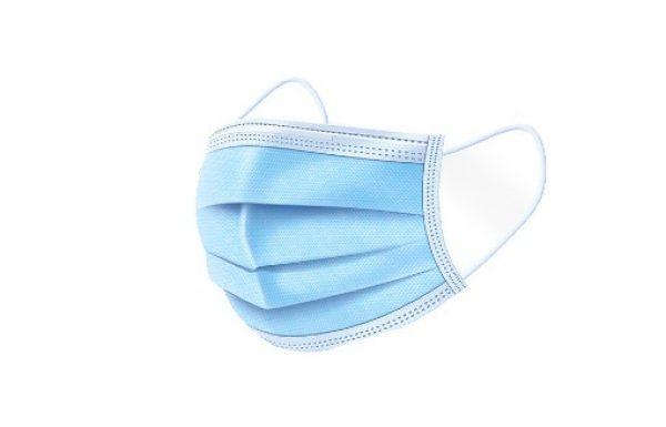 מסיכות מגן נגד הידבקות בקורונה במחיר שובר שוק –55 שקלים עבור 50 יחידות.