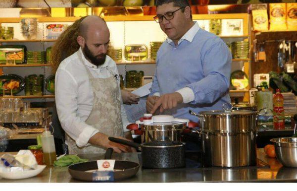 שבוע הקולינריה הצרפתית פתח את חגיגות המטבח הצרפתישיתקיימו בסניפי לגעת באוכל בפברואר