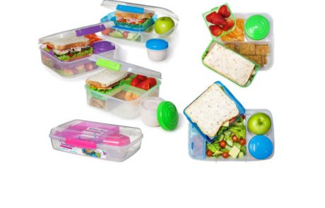 """<span class=""""entry-title-primary"""">משדרגים את הארוחות לבית הספר עם קופסאות """"בנטו""""</span> <span class=""""entry-subtitle"""">רשת ארקוסטיל קיטצ'ן משווקת אותן במגוון גדלים תחת המותג SISTEMA</span>"""