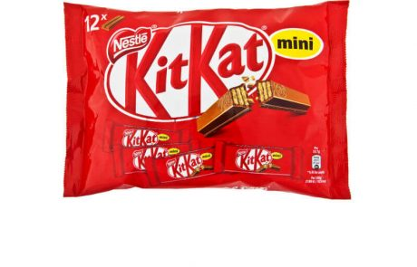 """<span class=""""entry-title-primary"""">ליימן שליסל מציעהאת חטיף השוקולד הפופולארי והאהוב בעולם באריזה משפחתית של קיט-קט מיני</span> <span class=""""entry-subtitle"""">אריזה משפחתית המכילה 12 יחידות של אצבעות השוקולד - בכל יחידה שתי אצבעות קיט-קט וכל יחידה ארוזה בנפרד</span>"""