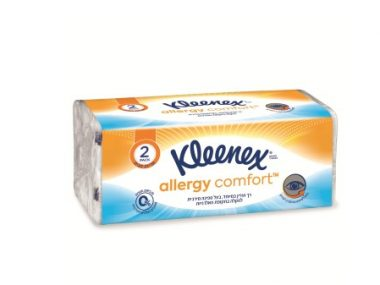 "<span class=""entry-title-primary"">קלינקס משיק –Kleenex Allergy Comfort – טישו היפואלרגני.</span> <span class=""entry-subtitle"">נבדק דרמטולוגית ומיוצר ללא כל תוספי ריח העלולים לייצר גירוי לסובלים מאלרגיה.</span>"