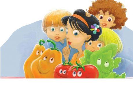 """<span class=""""entry-title-primary"""">ספר ילדים חדש על המדף: """"מה לחשה החסה לסבתא"""" מאת אסנת גרינברג בהוצאת """"אוריון""""</span> <span class=""""entry-subtitle"""">עוסק באחד הנושאים החשובים בסדר היום של הורים- התזונה של ילדיהם בכלל ומידת האהדה שהם מגלים לאכילת ירקות בפרט</span>"""
