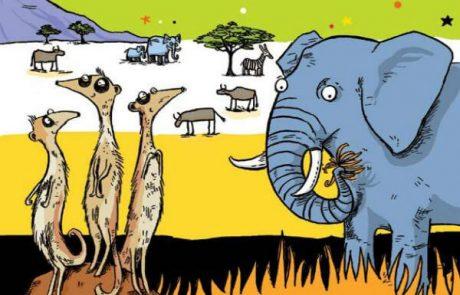 """<span class=""""entry-title-primary"""">ספר ילדים חדש מ""""דני ספרים"""": """"הידעתם? טריוויה לכל המשפחה – חיות"""", מאת סיימון טדהופ</span> <span class=""""entry-subtitle"""">ספר חידות נהדר המלא עד גדותיו בשאלות על בעלי החיים המרתקים והמגוונים הממלאים את כדור הארץ</span>"""