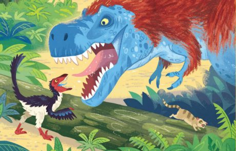 """<span class=""""entry-title-primary"""">סדרה חדשה:ראשית מידע לקטנטנים – """"הדינוזאורים"""" מאת אמילי בון – בהוצאת דני ספרים</span> <span class=""""entry-subtitle"""">הקוראים הצעירים מוזמנים להכיר את הדינוזאורים המרתקים בספר מקסים המכיל איורים יפהפיים וטקסט פשוט וקל לקריאה</span>"""
