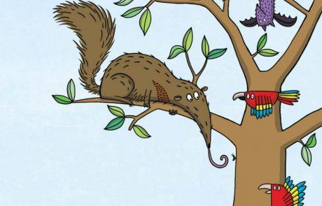 "<span class=""entry-title-primary"">ספר ילדים חדש מדני ספרים:דב נמלים נתקע על העץ מאת מקס ג'ונסון –בואו לספור חיות מצחיקות</span> <span class=""entry-subtitle"">ספר מקסים ומושלם לכל הילדים שמתחילים לספור בכוחות עצמם</span>"