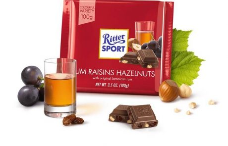 "<span class=""entry-title-primary"">המותג Ritter SPORT מחדש עם ריטר ספורט שוקולד חלב מעולה עם רום, צימוקים ואגוזי לוז</span> <span class=""entry-subtitle"">טעם חדש ונהדר, ארומתי ועשיר, במתיקות מעודנת, במהדורת חורף מוגבלת</span>"