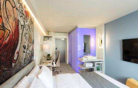 """<span class=""""entry-title-primary"""">רשת מלונות דן מכריזה על הקמת מלון מותג חדש לדור החדש של צרכני המלונות: LINK hotel & hub</span> <span class=""""entry-subtitle"""">המלון החדש יציע קונספט של """"חיבור"""" הביחד החברתי עם המיוחד והצעיר בעיר - אומנות רחוב וטכנולוגיית אירוח מתקדמת</span>"""