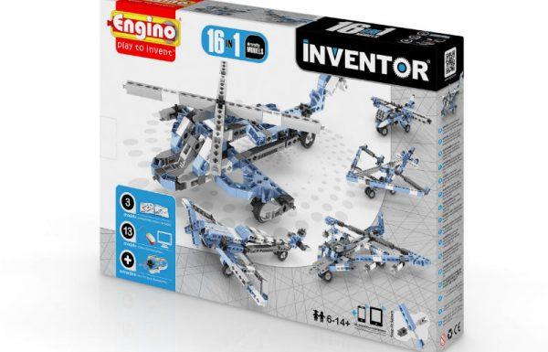"""הילה גרוסברג מאריאל היא הזוכה של ערוץ הצרכנות ב""""משחק לממציאים"""": אנג'ינו אינבנטור – ערכה להרכבת מטוסים"""