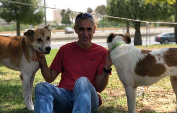 """איש הנדל""""ן, חיים לוי, בקמפיין לגיוס כספים המוני לעמותת """"באר שבע אוהבת חיות"""": כל סכום תרומה יוכפל על ידו"""