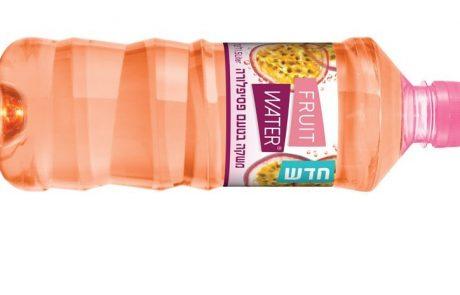 """<span class=""""entry-title-primary"""">סדרת FRUIT WATER, היחידה עם חצי מכמות הסוכר והקלוריות מציגה טעם חדש ומרענן לקיץ: FRUIT WATER בטעם פסיפלורה</span> <span class=""""entry-subtitle"""">הסדרה של יפאורה משלבת מים ופרי ללא צבעי מאכל וללא חומרים משמרים - שילוב מושלם בין הנאה ל-WELLNES </span>"""