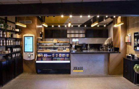 """<span class=""""entry-title-primary"""">רשת קפה ג'ו JOE השיקה את הסניף הראשון של JOE & GO</span> <span class=""""entry-subtitle"""">קונספט המתמקד בצריכה מהירה של קפה איכותי - חנויות קפה ומזון מוקפדות</span>"""