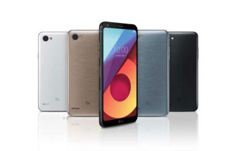 "<span class=""entry-title-primary"">LG משיקה בישראל את סדרת ה-Q6 – עם צג FULLVISION® בגודל 5.5 אינץ'</span> <span class=""entry-subtitle"">כוללת את הדגמים Q6 ו-Q6+ שמתאפיינים בתכונות ובעיצוב האלגנטי של מכשיר הדגל LG G6</span>"