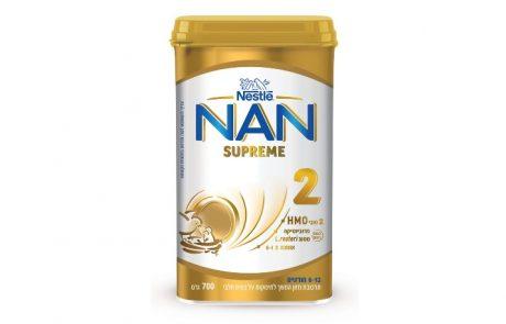 "<span class=""entry-title-primary"">בשורה בתחום תחליפי החלב – NAN SUPREME (נאן סופרים).</span> <span class=""entry-subtitle"">לראשונה בישראל – תמ""ל עם שני סוגי HMO ופרוביוטיקה ייחודית מסוג L.reuteri.</span>"