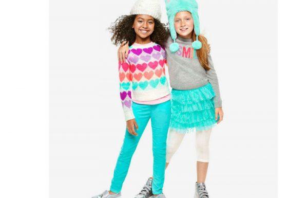 עד 70% הנחה ברשת האופנה לילדים –THE CHILDREN'S PLACE.