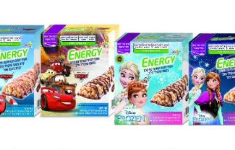"<span class=""entry-title-primary"">המותג אנרג'י משיק לראשונה סדרת חטיפי דגנים לילדים עם הבטחה ייחודית: כפית סוכר אחת לחטיף</span> <span class=""entry-subtitle"">החטיפים מוצעים בטעמי עוגיות וקרם בטעם שוקולד חלב, עוגיות וקרם בטעם שוקולד חלב וקרם פטל</span>"