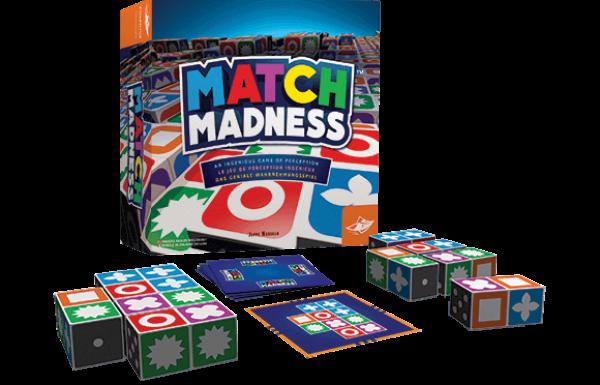 נגה אהרוני – את זוכה להתנסות במשחק החשיבה MATCH MADNESS מבית פוקסמיינד מתנת ערוץ הצרכנות